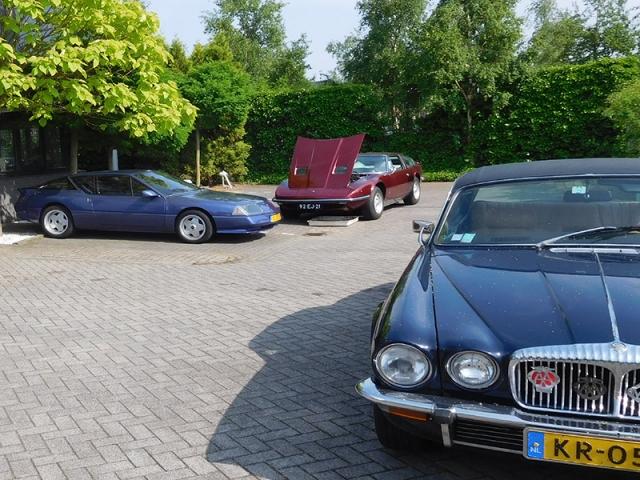 Maserati Indy & Alpin & Daimler