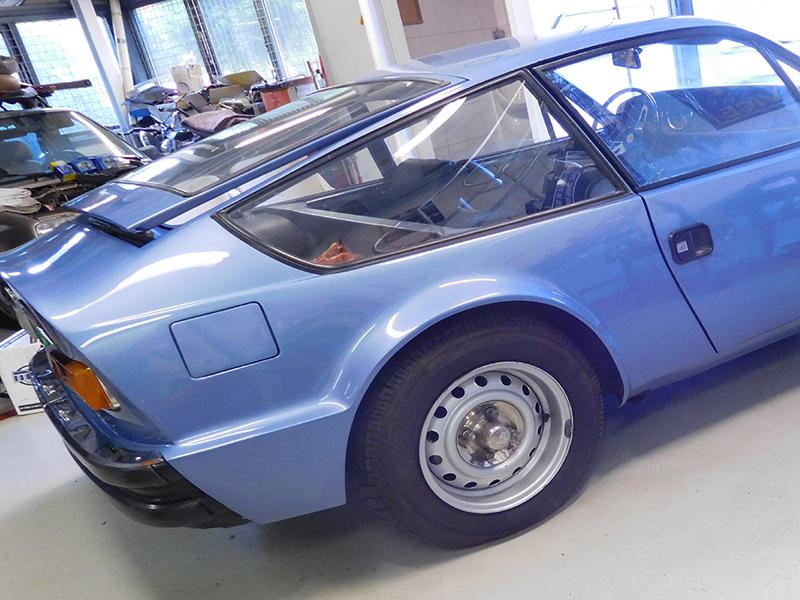 Alfa Romeo 1300 Zagato