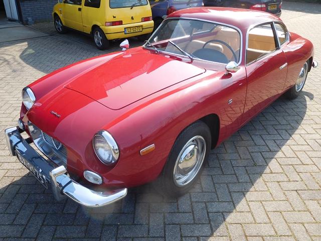 Lancia Appia GTE
