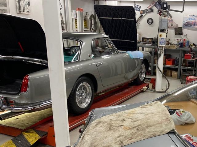 Ferrari 250 GT & Ferrari 250 GTE